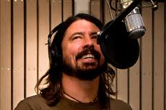 foo fighters- dave grohl