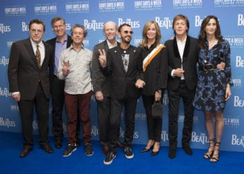 London UK : Filmakers and Stars at the WORLD PREMIERE The Beatles: Eight Days a Week - The Touring Years (Credit James Gillham/ Sting Media) 15th September 2016